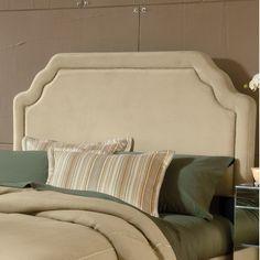 $329 - Wayfair   Hillsdale Furniture Carlyle Upholstered Headboard