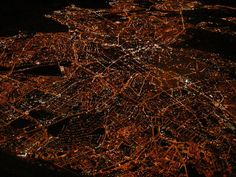 Search: Madrid from air