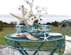 Completely Coastal Decorating Blog: A Tiny Cottage in Coastal California