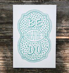 be breathe do