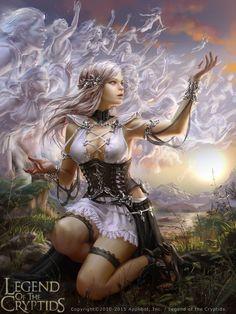 Legend of the Cryptids - Cifona adv. by anotherwanderer.deviantart.com on @DeviantArt