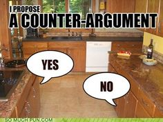 Counter Argument