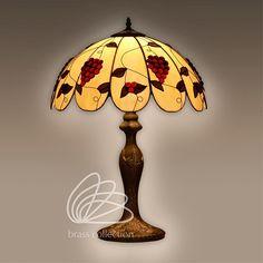 Lampa witrażowa Italia G162373
