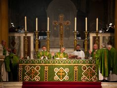 Cardinal Tauran Celebrates Mass In Westminster Cathedral Images Visits The UK