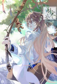 Hot Anime Guys, Cute Anime Boy, Tsukiuta The Animation, Ancient China, Chinese Art, Asian Art, Novels, Geek Stuff, Manga