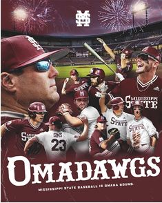 Mississippi State Baseball, Sports Graphic Design, Sports Graphics, Auburn Tigers, College Basketball, Falling In Love, Baseball Cards, State University, Gd