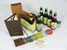microbrewery packaging system by Sasha McCune, via Behance