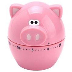 MSC International Piggy Timer http://www.redcoon.pl/B411446-MSC-International-MS-78039-Piggy_Pomoce-kuchenne