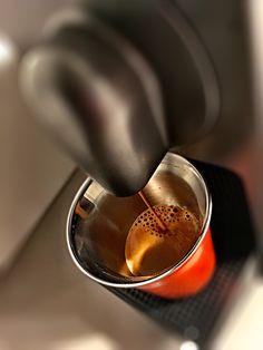 Guten Morgen…mit Schwung und einem #Arpeggio #Kaffee von @Nespresso in den Mittwoch #whatelse