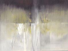 """""""Prima neve"""", oil on canvas by Patrizia Biaducci"""
