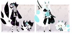[CLOSED] AUCTION ADOPT 36 - Enigma Closed Species by Piffi-adoptables on DeviantArt