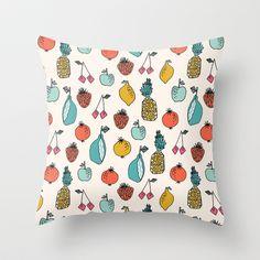 Tutti Fruit - Cream by Andrea Lauren #andrealauren