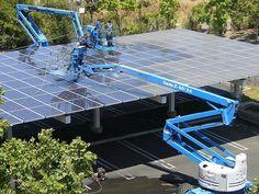 Panel temizliğinin de asla unutulmaması gerek! Sadece kurdum bitti yatırımı değildir Solar.