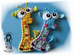 Hey, diesen tollen Etsy-Artikel fand ich bei https://www.etsy.com/de/listing/233616358/crochet-pattern-applique-giraffe-patch