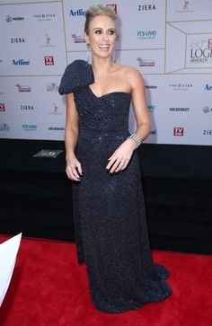SOME of the most famous faces on Australian TV are arriving on the red carpet for the annual Logie Awards, held for the first time this year at The Star on the Gold Coast. Alex Wilson, Strapless Dress Formal, Formal Dresses, Famous Faces, Off The Shoulder, Red Carpet, Cool Photos, Awards, Celebs