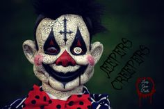 JEEPERS CREEPERS  Premier Collection by LongGoneDolls on Etsy