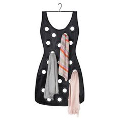 Black Dress Scarf Hanger, $20, now featured on Fab.