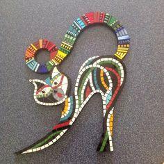 Dezzy   Mosaic Cat by Regina Coyle   Regina Coyle   Flickr