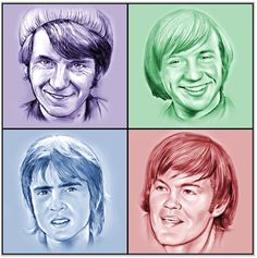 The Monkees are an American pop/rock band that released music in their original incarnation between 1966 and 1970, with subsequent reunion albums and tours in the decades that followed.