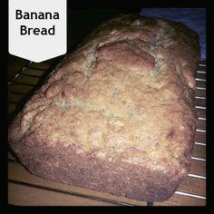Easy Nutty Banana Bread Recipe