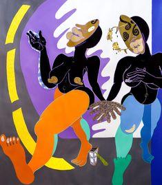 theresa chromati is creating a world run by carefree black women