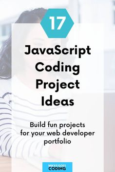 Are you looking for fun JavaScript projects for beginners to practice your coding skills? Use these programming project ideas and tutorials to build your first front end web development projects for your portfolio website and learn the basics of how to plan, manage, and build JS gigs with real-world examples. If you want to start a career in web design, these ideas are great practice for interview questions, too! #javascript #coding #programming #webdevelopment #mikkegoes #tech #learntocode Java Script, Web Development Projects, Learning Web, Game Codes, Learn Faster, Color Games, Learn To Code, Start Writing