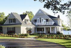 Exterior Beach House Ideas. #BeachHouse #Exterior