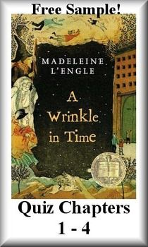 A Wrinkle in Time Study Guide: Teri Shagoury ...
