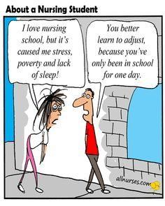 funny cartoons for nursing students | Funny Nursing Assistant Quotes Nursing school is taking its