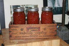 Home Made Picante Salsa Recipe