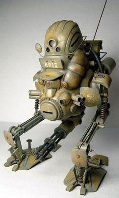 Maschinen Krieger mechs