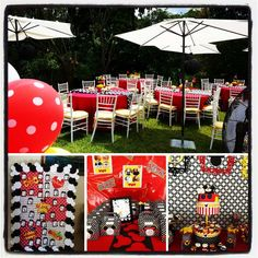Mickey Mouse Birthday Party Ideas | Photo 57 of 57 | Catch My Party