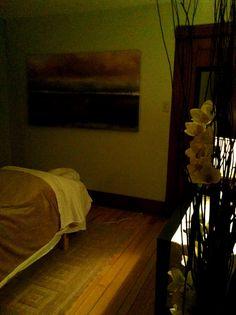 Registered Massage Room