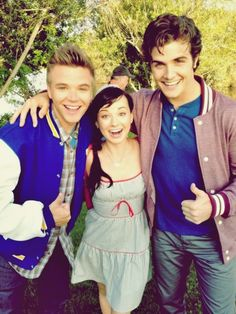 From mtv's Awkward. Love them & their show!