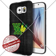 NEW William and Mary Tribe Logo NCAA #1712 Samsung Galaxy S6 Black Case Smartphone Case Cover Collector TPU Rubber original by WADE CASE [Samsung Galaxy S6 Black Case] WADE CASE http://www.amazon.com/dp/B017KVOMJQ/ref=cm_sw_r_pi_dp_5G-ywb0EKN0SJ