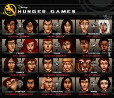 Disney presents: The Hunger Games