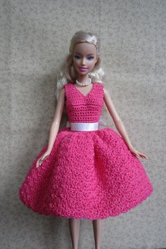 Fashion Doll/Barbie 50's Style Mother & by MCraftCreations
