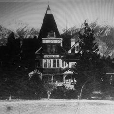 Magnolia Villa in downtown Upland, California, 1887-1907, #dtupland