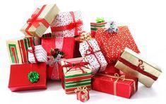 ideen für weihnachtsgeschenke geschenkpapier