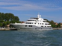 Super Yacht Docked - Seatech Marine Products / Daily Watermakers #sailing #sailboats #yacht #yachts #boating #fishing