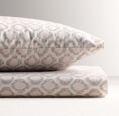 Ikat Crib Fitted Sheet