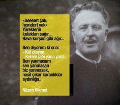 Nâzım Hikmet Ran Life Changing Quotes, Poet, Allah, Revolutionaries, Literature, Literatura