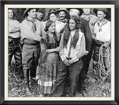 James Young Deer was a Ho-Chunk who became an early film actor, director, writer and producer.