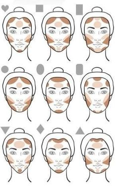 trendy makeup tutorial foundation contouring make up faces Foundation Contouring, Makeup Tutorial Foundation, Face Foundation, Foundation Tips, Drugstore Foundation, Contouring For Beginners, Makeup Tutorial For Beginners, Makeup Tutorials, Makeup Products For Beginners