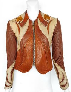 The parrot jacket..