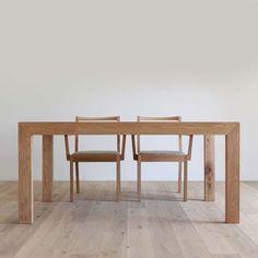 カラメッラ ダイニングテーブル [ オーク ] CARAMELLA dining table - ヒラシマのテーブル通販 | リグナ