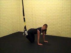 ▶ TRX ABS Workout - TRX Body Saw - YouTube