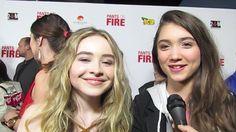 Video: Rowan Blanchard and Sabrina Carpenter