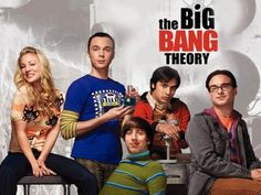 Meet the cast of The Big Bang Theory !