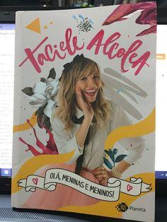 """Post sobre o livro """"Olá, meninas e meninos!"""" da Taciele Alcolea."""